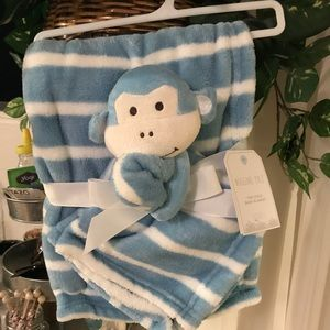 Other - Hugging Palz Two-piece baby blanket